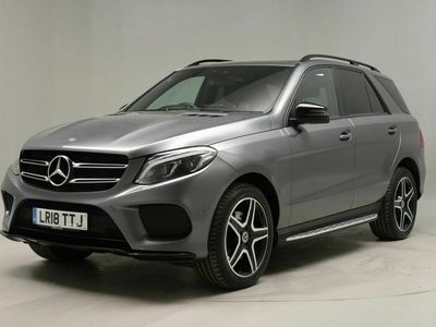 used Mercedes GLE250 4Matic AMG Night Edition 5dr 9G-Tronic - 20IN ALLOYS 2.2