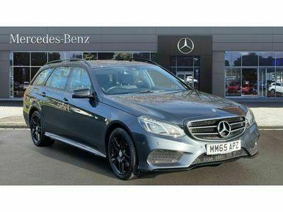 used Mercedes E220 E-ClassBlueTEC AMG Night Edition 5dr 7G-Tronic