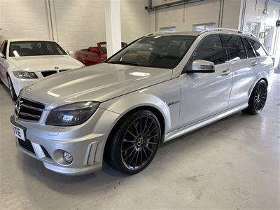 used Mercedes C63 AMG C Class5dr Auto, 2010 ( )