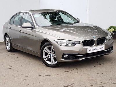 used BMW 320 3 Series i Sport 4dr Step Auto