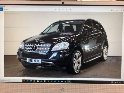 used Mercedes ML300 M CLASSCDI BLUEEFFICIENCY SPORT