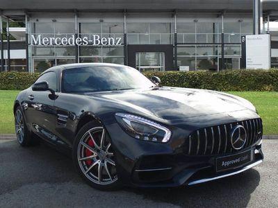used Mercedes AMG GT GT S Premium 2dr Auto