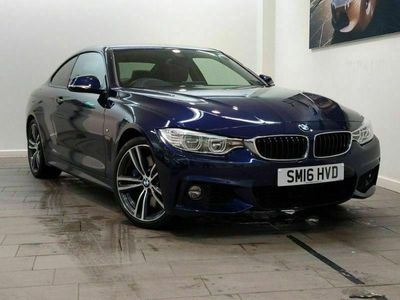 used BMW 440 4 Series i M Sport 2dr Auto [Professional Media]