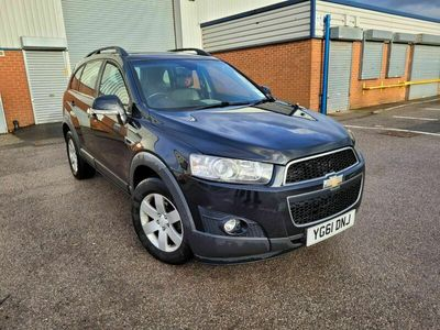 used Chevrolet Captiva 2.2 VCDi LT 5dr (7 Seats)