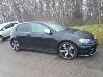 used VW Golf 2.0 Tsi R 3Dr