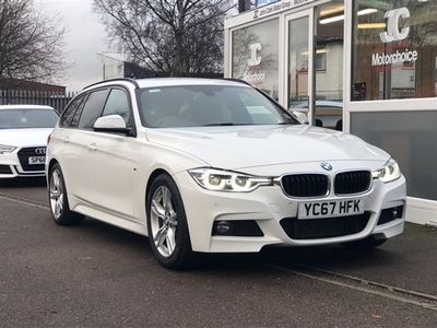 used BMW 318 3 Series d M Sport 5dr Step Auto