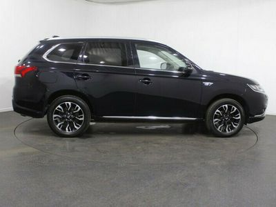 used Mitsubishi Outlander 4HS PHEV CVT Your dream car can become a reality with cartime's fantastic finance deals.