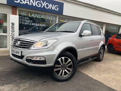 used Ssangyong Rexton 2.0 TD EX T-Tronic 4x4 5dr