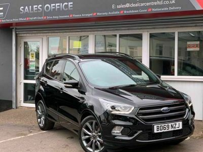 used Ford Kuga ST-LINE EDITION TDCI 2.0 5dr