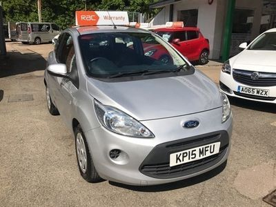 used Ford Ka Hatchback 1.2 Edge (Start Stop) 3d