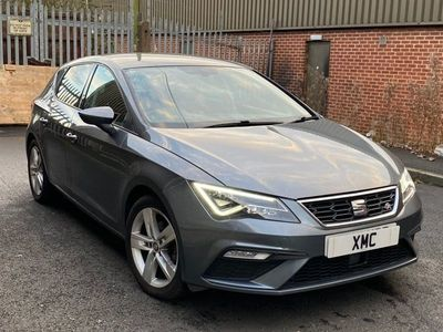 used Seat Leon 2.0 TDI FR Technology (s/s) 5dr