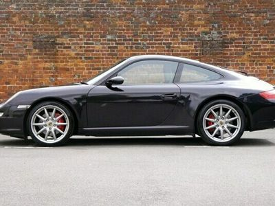 used Porsche 911 Carrera S 997 Tiptronic S - PCM Nav - Sport Seats - PASM 2-Door