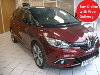 used Renault Grand Scénic Automatic GRAND SIGNATURE 1.3 TCE 140PS AUTOMATIC 5dr