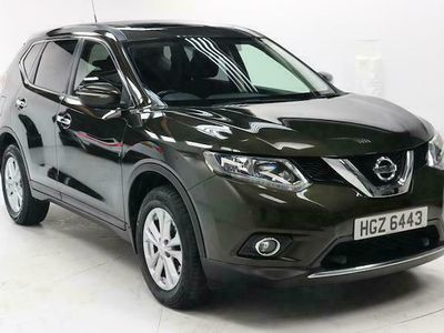 used Nissan X-Trail STATION WAGON 1.6 DiG-T Acenta 5dr
