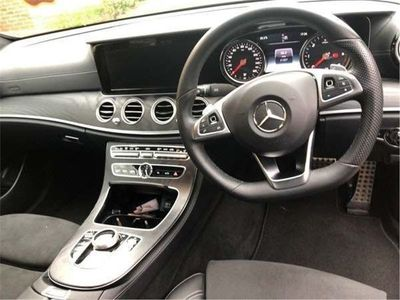 used Mercedes E350 E-ClassAMG Line 4dr 9G-Tronic