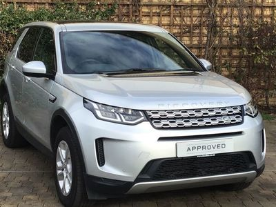 used Land Rover Discovery Sport 2.0 P200 S 5Dr Auto