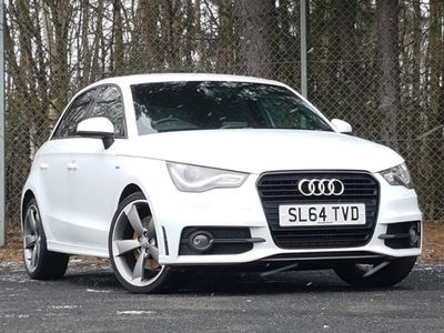 used Audi A1 Sportback 2.0 TDI Black Edition 5dr