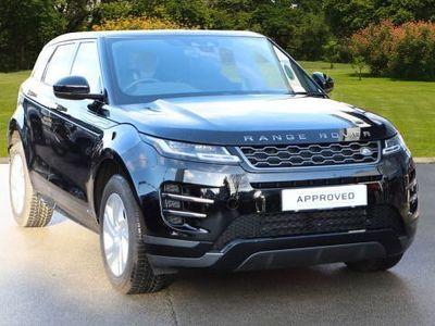 used Land Rover Range Rover evoque 2.0 D150 R-Dynamic S 5dr Auto Diesel Hatchback
