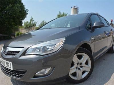 used Vauxhall Astra 1.6 EXCLUSIV 5d 113 BHP 12 MONTHS MOT*2 OWNERS*AIR CON*