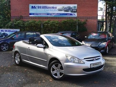 used Peugeot 307 2.0 2dr