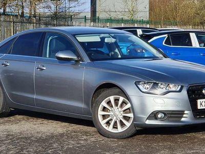 used Audi A6 3.0 Tdi Se 4Dr Multitronic