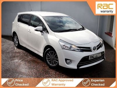 used Toyota Verso 1.6 D-4D Icon TSS 5dr