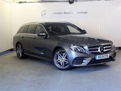 used Mercedes E220 E ClassAMG Line 5dr 9G-Tronic estate 2019