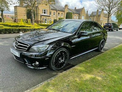 used Mercedes C63 AMG C Class 6.3AMG 7G-Tronic 4dr