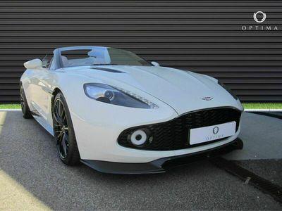 used Aston Martin Vanquish 6.0 V12 Zagato Volante T-TronIII 2dr