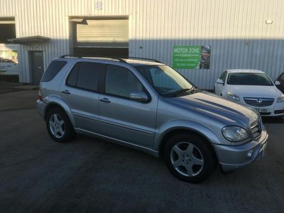 used Mercedes ML55 AMG M Class5dr Auto