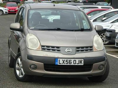 used Nissan Note 1.6 16v SE 5dr Auto