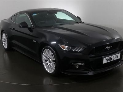 used Ford Mustang GT 5.0 2d 410 BHP ULEZ EXEMPT, 2016 ( )
