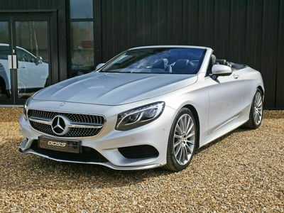 used Mercedes S500 S ClassAMG LINE PREMIUM - 360 CAM / MASSAGE SEATS 4.7 2dr