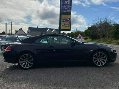 used BMW 630 Cabriolet 630i Sport 2dr Auto