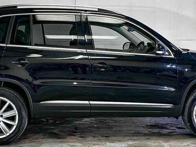 used VW Tiguan 2.0 TDi BlueMotion Tech Match Edition 150 5dr