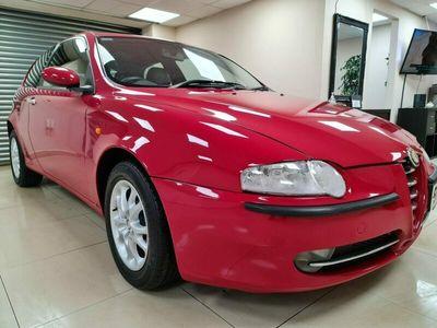 used Alfa Romeo 147 1.6 TS Lusso 3dr