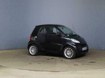 used Smart ForTwo Coupé 0.8TD Passion 0.8cdi Softouch