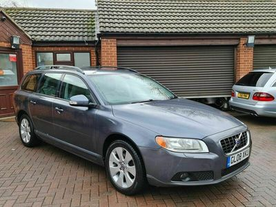 used Volvo V70 2.4 D5 SE Geartronic 5dr