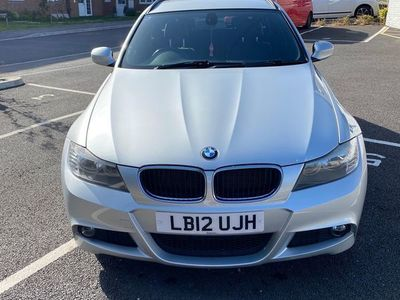 used BMW 320 3 Series 2.0 d M Sport Touring 5dr