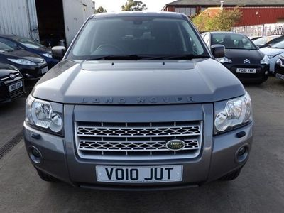 used Land Rover Freelander Station Wagon 2.2 Td4 e GS 5d