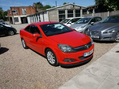 used Vauxhall Astra Cabriolet TwinTop 1.9 CDTi 16V Sport 2d