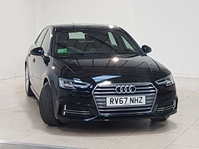used Audi A4 1.4T Fsi S Line 4Dr S Tronic [Leather/Alc]