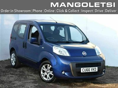 used Fiat Qubo 1.3 MultiJet MyLife (s/s) 5dr