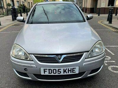used Vauxhall Corsa Hatchback 1.4 16V Design 5d Auto