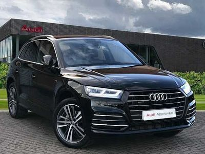 used Audi Q5 Competition 55 TFSI e quattro 367 PS S tronic Auto 5-Door