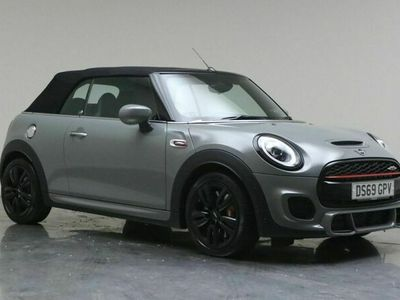 used Mini John Cooper Works Cabriolet Convertible 2L