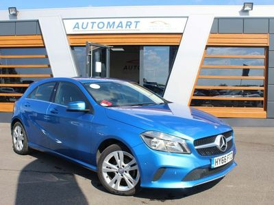 used Mercedes A180 A Class 1.5Sport 7G-DCT (s/s) 5dr