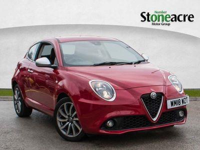used Alfa Romeo MiTo 0.9 Tb Twinair Super 3Dr