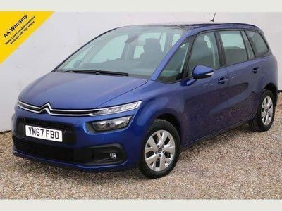 used Citroën Grand C4 Picasso PICASSO 1.6 BLUEHDI TOUCH EDITION EAT6 (S/S)