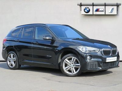used BMW X1 Sdrive 18D M Sport 5Dr